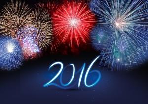 2016 een nieuw jaar