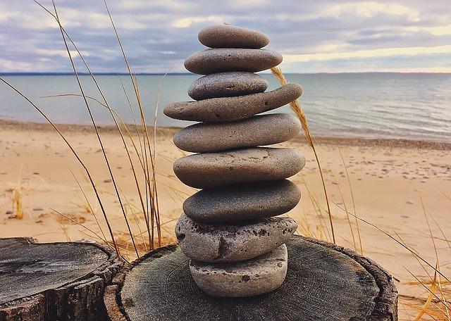 balans tussen geven en nemen
