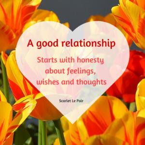 goede relatie als je hooggevoelig bent