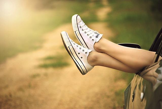 Waarom je je voeten altijd goed moet verzorgen
