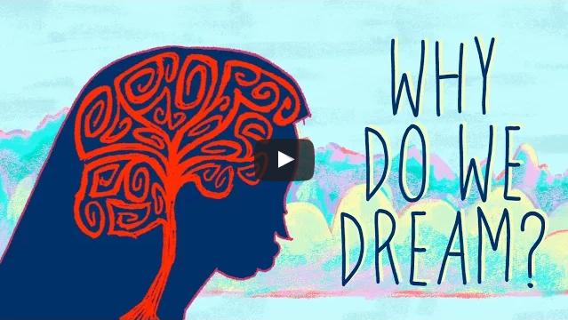 waarom dromen we?