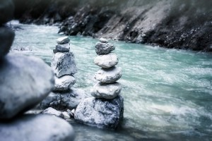 In balans blijven in moeilijke tijden