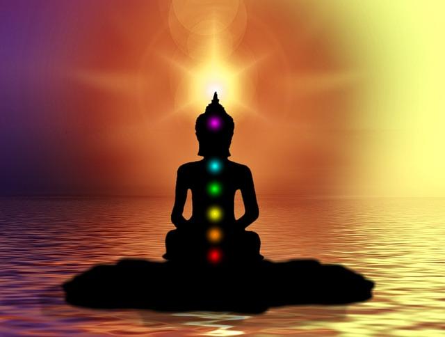 de werking van de chakra's