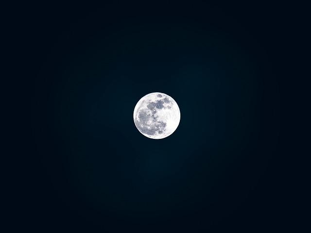 volle maan juli 2016