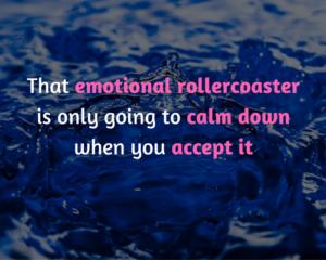 die emotionele achtbaan