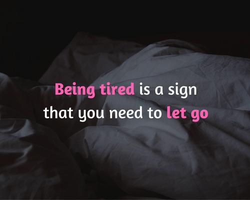 moe zijn