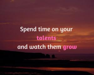 talenten en gaven