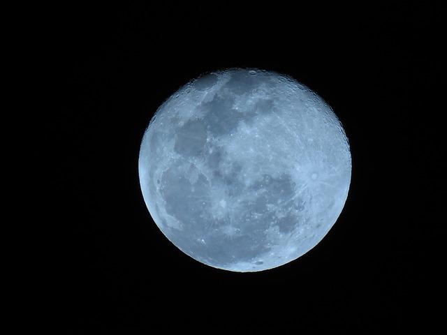 volle maan augustus 2016