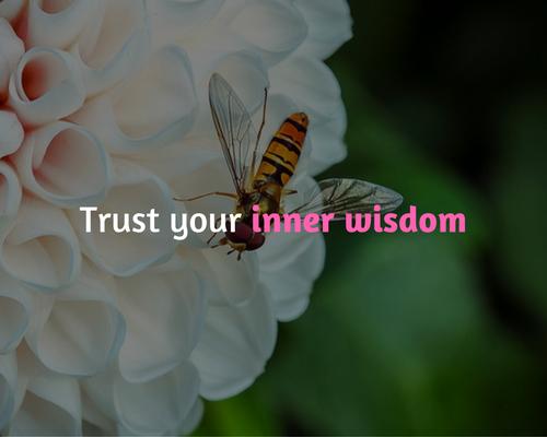 innerlijke wijsheid
