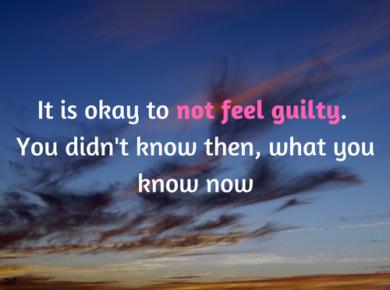 schuldgevoelens