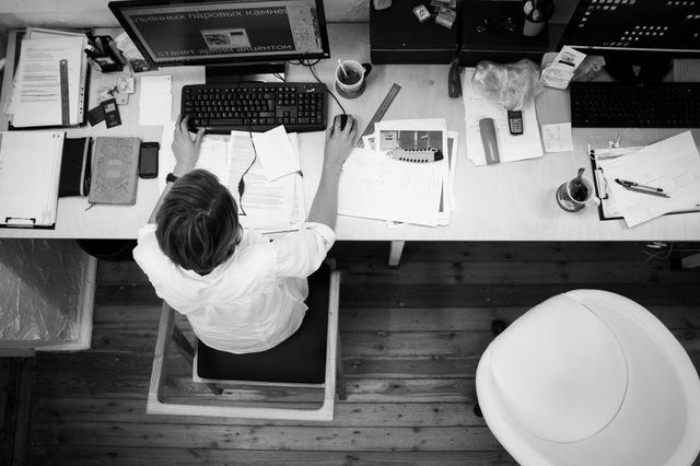 Hooggevoeligheid op het werk