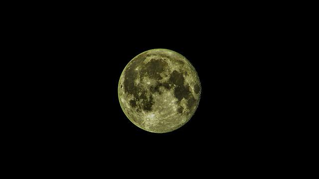 Volle maan oktober 2016