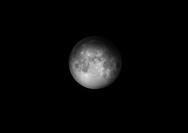 volle maan van maart 2017