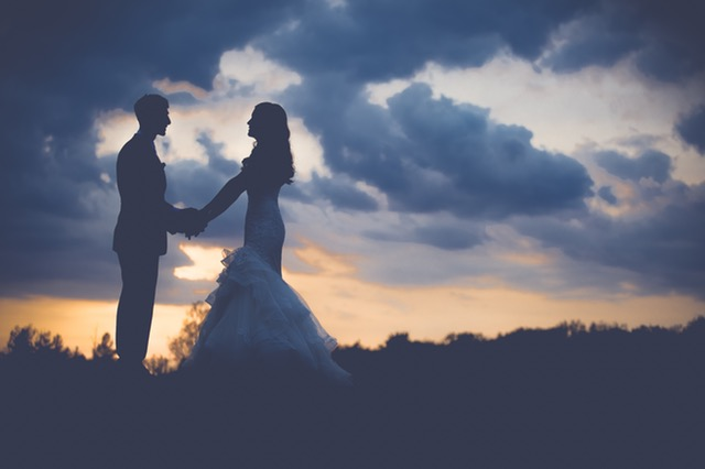 dromen over een bruiloft