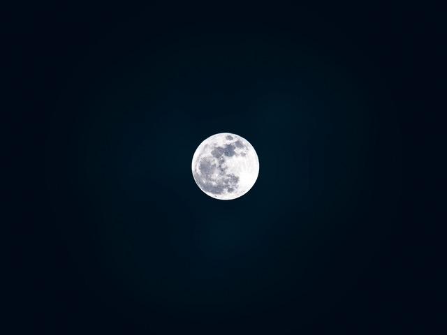 volle maan van april 2017