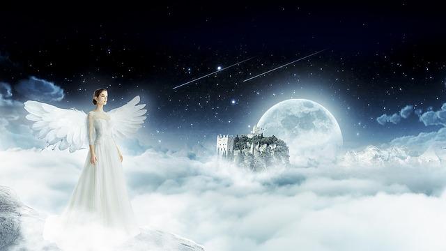 dromen over engelen