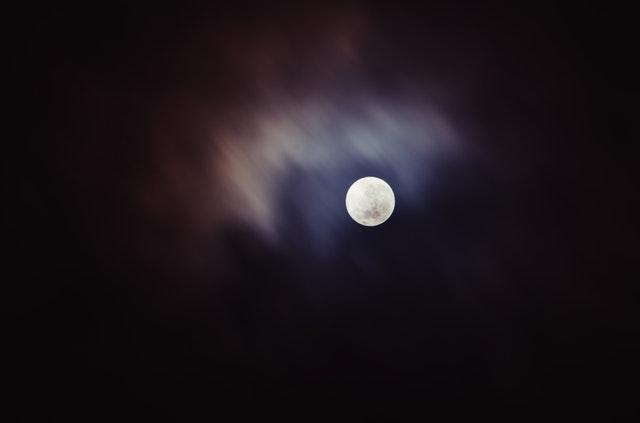 de volle maan van augustus 2017
