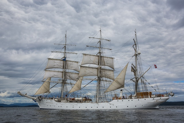 Dromen over een schip