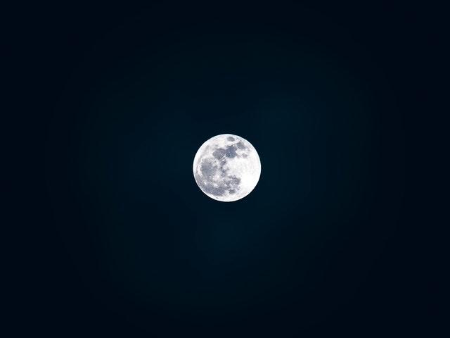 De volle maan van september 2017