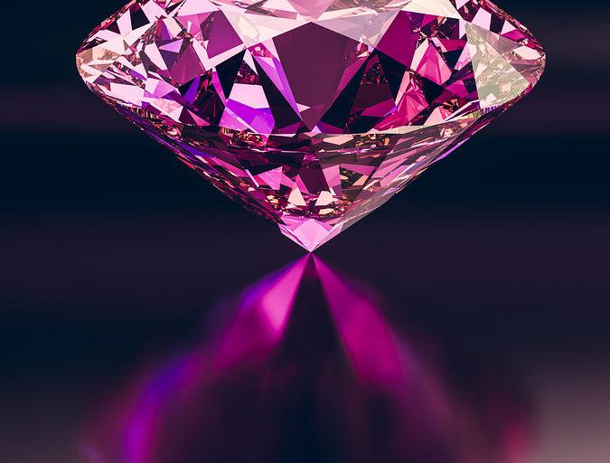 je bent een diamant