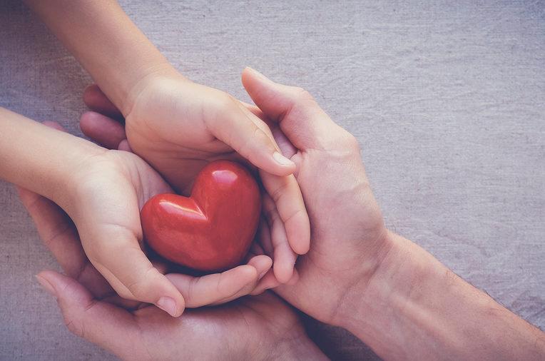 zielenliefde is geen partnerliefde