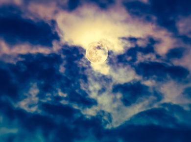 volle maan van 30 april