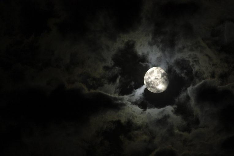 volle maan van juni 2018