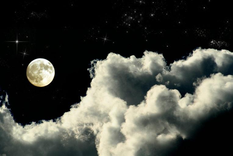 volle maan van september 2018