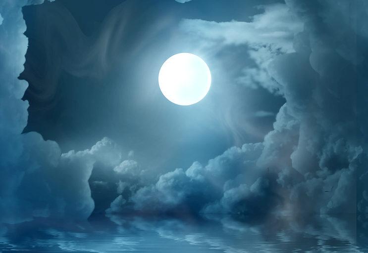 volle maan van november 2018