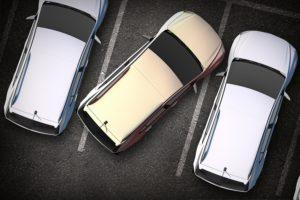 irritatiefactor: verkeerd parkeren