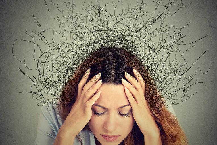 onrust in je hoofd tegengaan