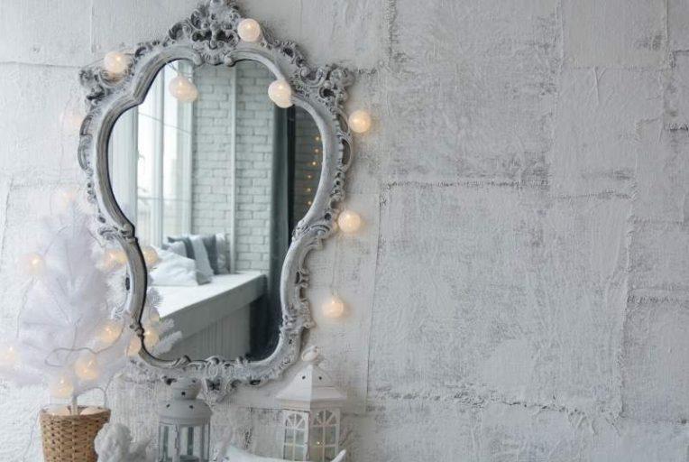 geesten in spiegels zien