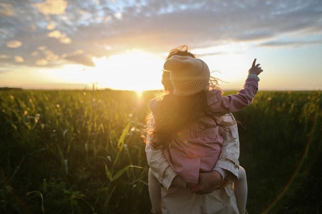 de energie van je kind reinigen