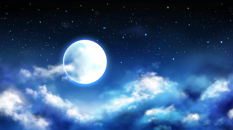 De volle maan van mei 2020
