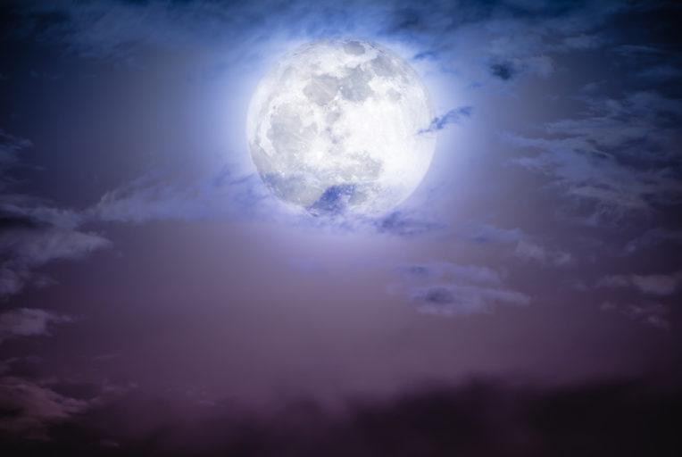 volle maan van juni 2020