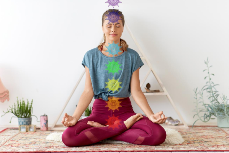 tips om je chakra's in balans te brengen