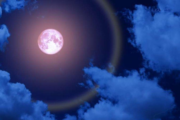 volle maan van januari 2021