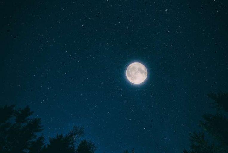 volle maan van februari 2021