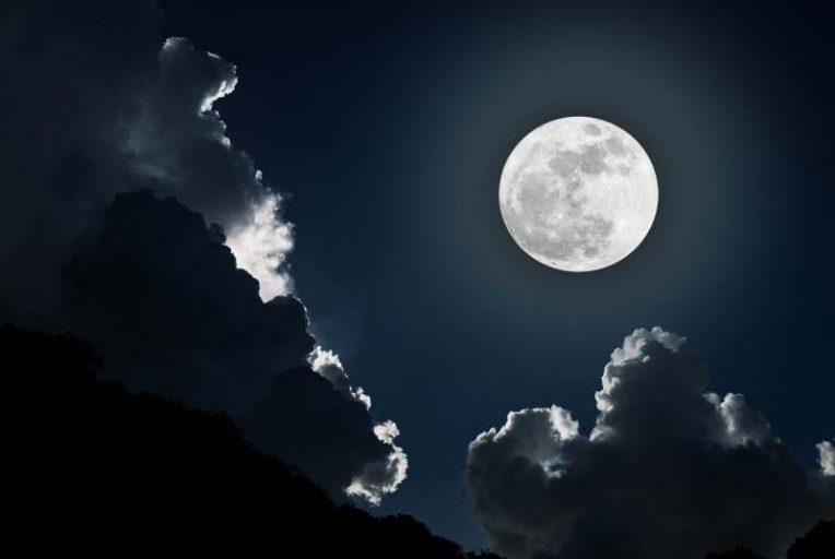 volle maan van mei 2021