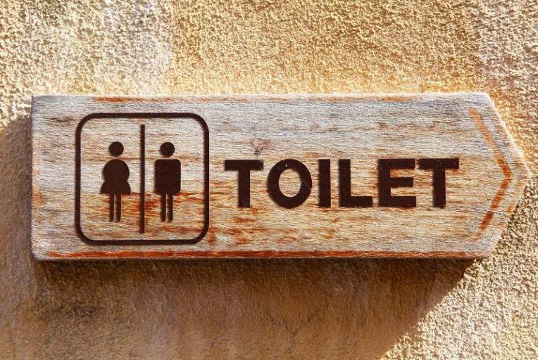 dromen over een wc