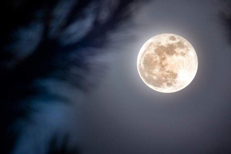volle maan van augustus 2021