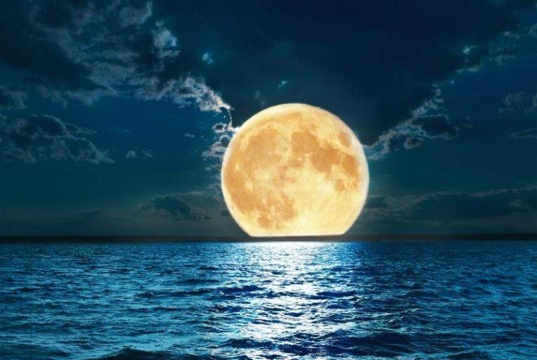 de volle maan van september 2021